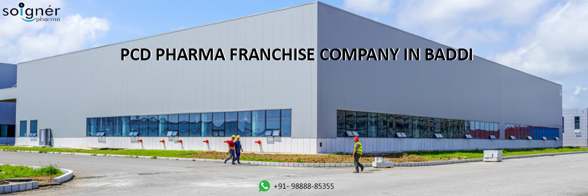 PCD pharma franchise in Baddi