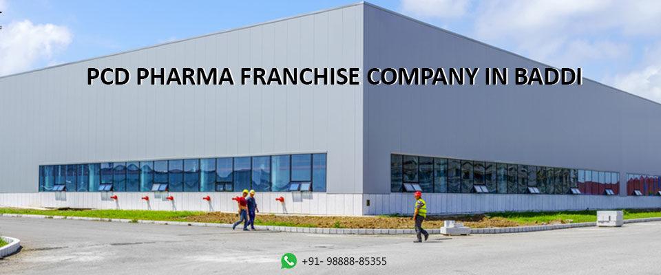 PCD pharma franchise in Baddi