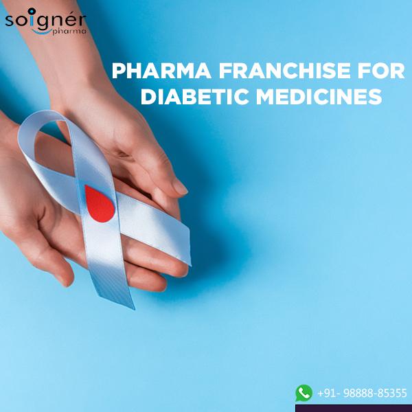 Pharma Franchise for Diabetic Medicines