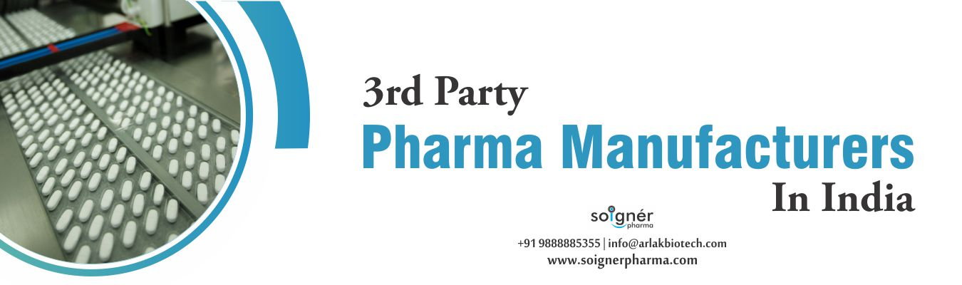 3rd Party Manufacturing Pharma Company