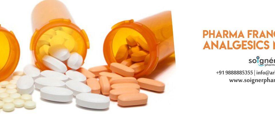 Pharma Franchise for Analgesics Medicine