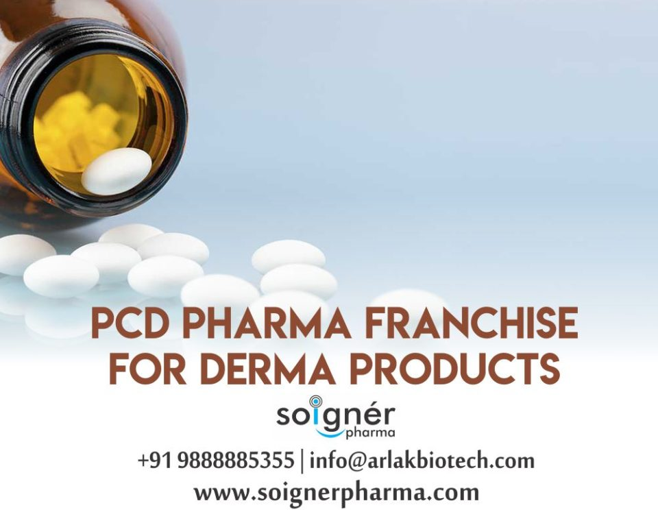 Pharma Franchise for Derma Range Products