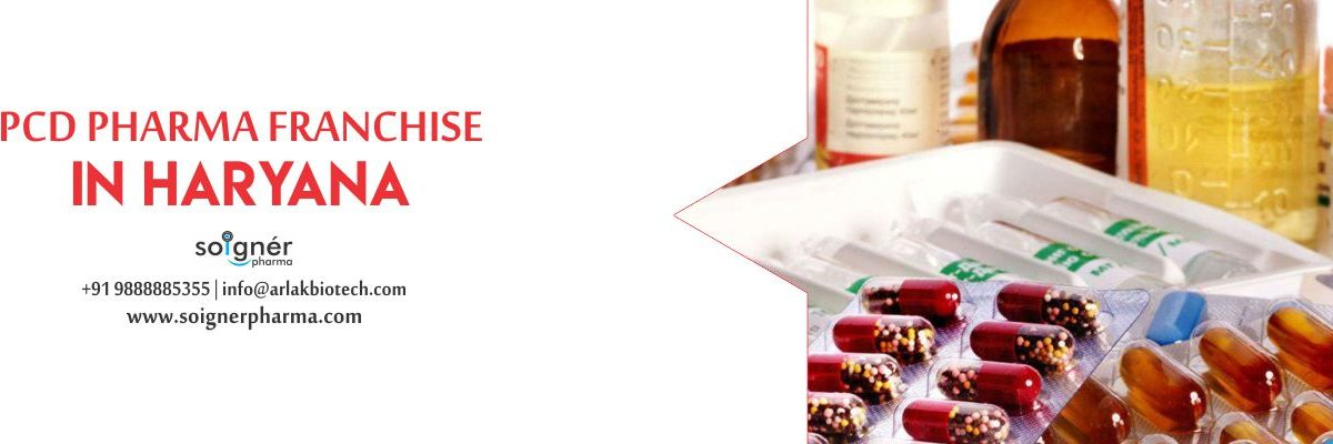 PCD Pharma Franchise Company in Haryana