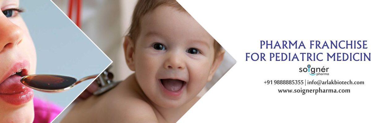 Pharma Franchise for Pediatric Medicines