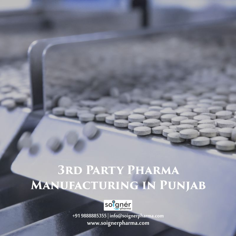 Third Party Pharma Manufacturing in Punjab