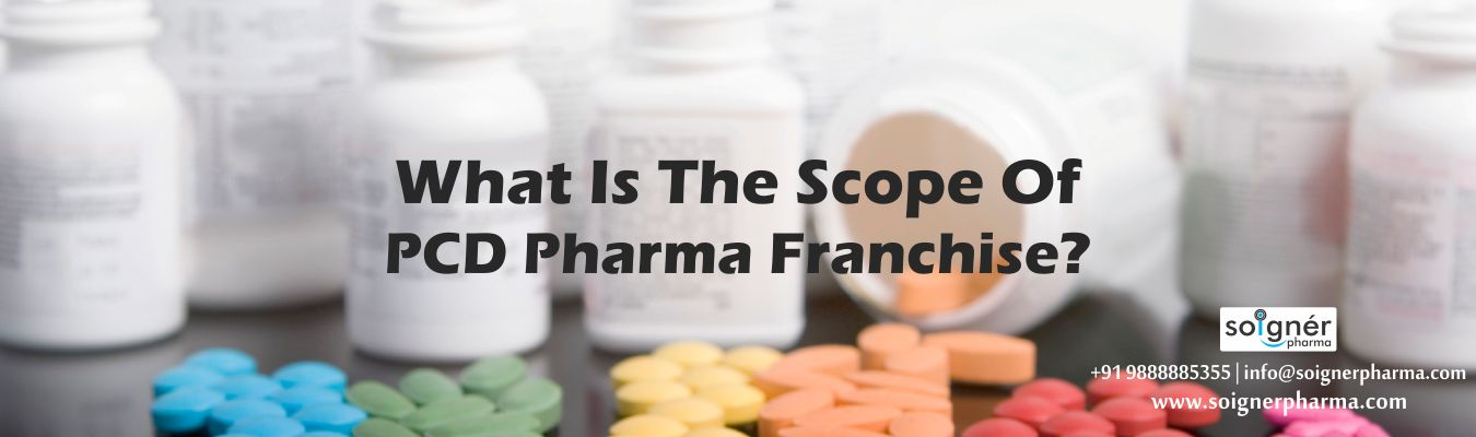 What is the Scope of PCD Pharma Franchise?