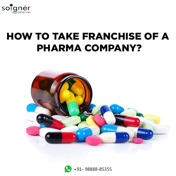 How to Take Franchise of a Pharma Company?